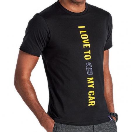 Gyeon T-Shirt Black XL