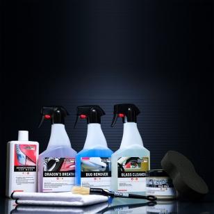 ValetPro Exterior Car Care Kit