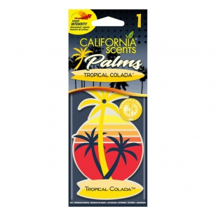 California Scents Hang Out Palms - Tropical Colada