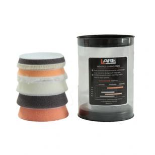 Lare X-Pro Mini Polishing Pads Mix 55/65 mm - 5 ks