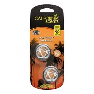 California Scents Mini Diffuser - Monterey Vanilla