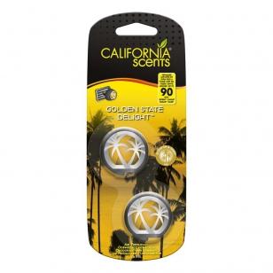 California Scents Mini Diffuser - Golden State Delight