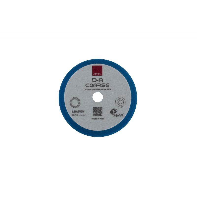 Rupes High Performance Coarse Cutting Foam Pad - D-A Coarse 150/180 mm