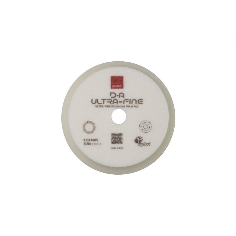 Rupes High Performance Ultra Fine Foam Pad - D-A Ultra Fine 150/180 mm