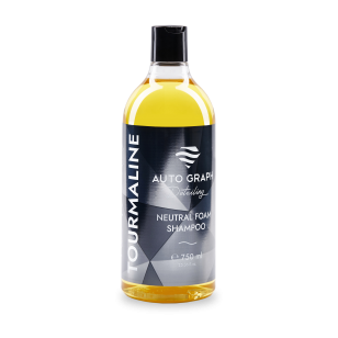 Auto Graph Tourmaline Neutral Foam Shampoo Yellow 750 ml
