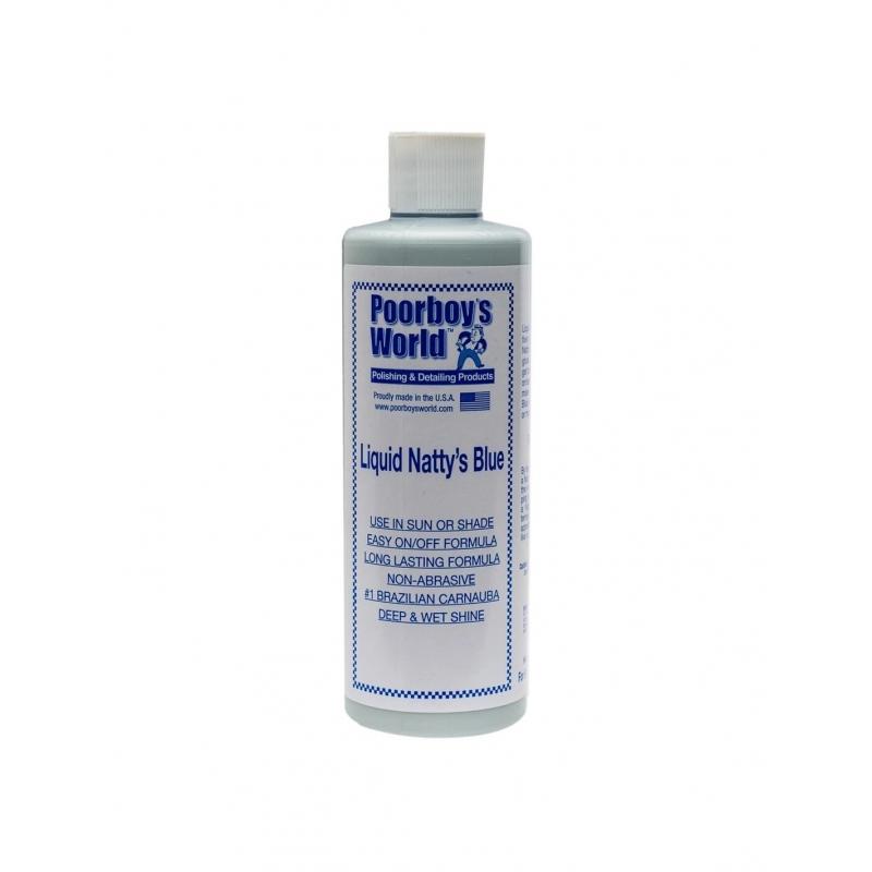 Poorboy's Liquid Natty's Blue Wax