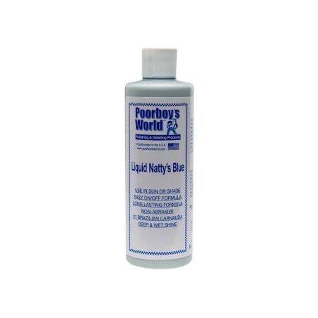 Poorboy's World Liquid Natty's Blue Wax 473 ml