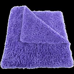 Mike O'Fiber Royal Plush Purple 40 x 40 cm 450 GSM