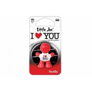 Little Joe 3D Vanilla I Love You