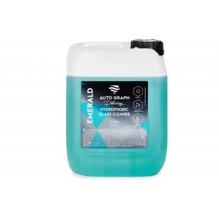 Auto Graph Detailing Emerald Hydrophobic Glass Cleaner 5 L