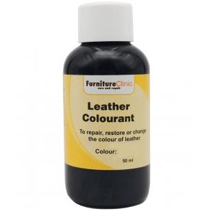 Furniture Clinic Leather Colourlant Black 50 ml