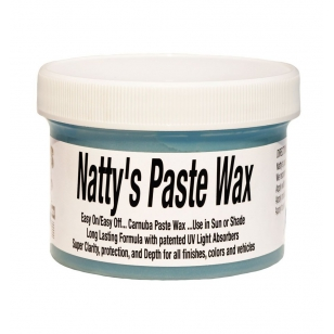Poorboys Natty's Paste Wax Blue