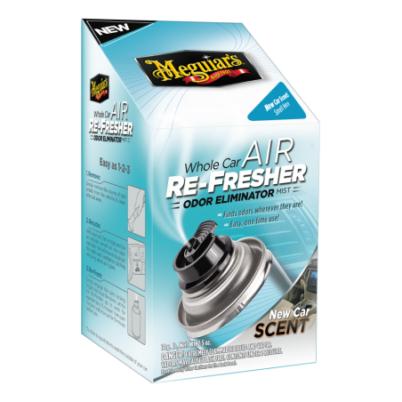 Meguiar's Air Re-Freshner - New Car Scent 71 g