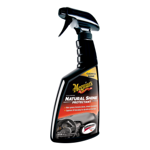 Meguiar's Natural Shine Vinyl & Rubber Protectant 473 ml