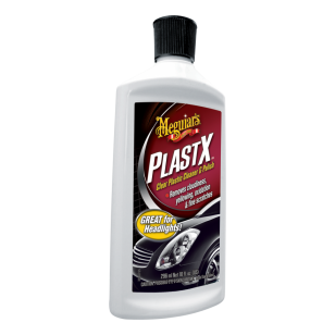 Meguiar's PlastX Clear Plastic Cleaner & Polish 296 ml