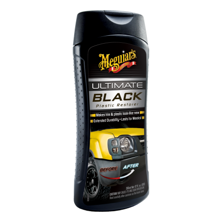 Meguiar's Ultimate Black Plastic Restorer 355 ml