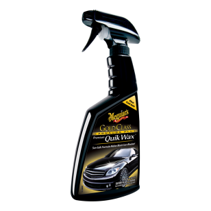 Meguiar's Gold Class Carnauba Plus Premium Quik Wax 473 ml