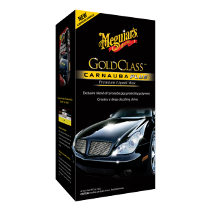 Meguiar's Gold Class Carnauba Plus Premium Liquid Wax 473 ml