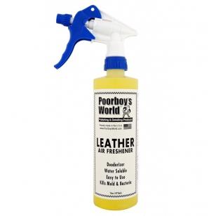 Poorboy's World Air Freshener Leather 473 ml
