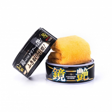 Soft99 Mirror Shine Wax Dark 200 g