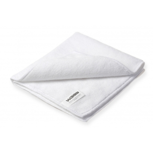 waxPro Premium Microfiber White