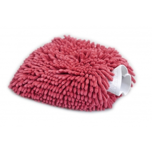 waxPro Mapet Wash Mitt Red