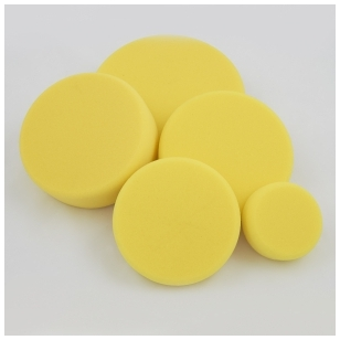 KochChemie Polishing Pad Yellow  Medium Hard 160 mm