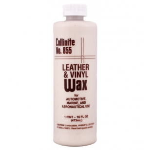 COLLINITE 855 LEATHER AND VINYL WAX