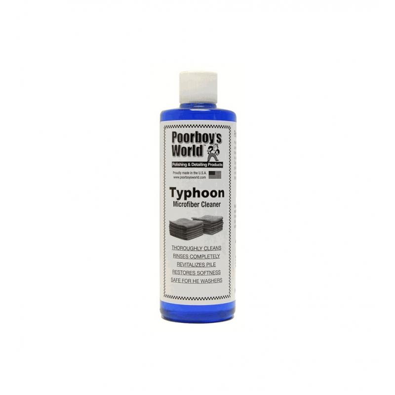 Poorboys World Typhoon Microfiber Cleaner 473 ml