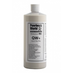 Poorboy's World QW+ Quick Wax Plus 473 ml