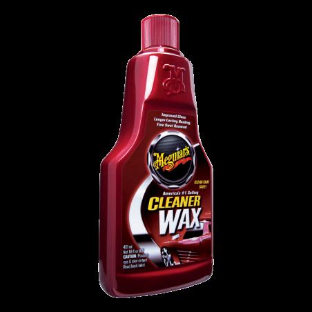 Meguiar's Cleaner Wax Liquid 473 ml