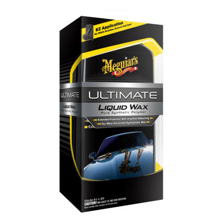 Meguiar's Ultimate Wax Liquid 473 ml