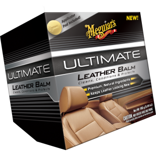 Meguiar's Ultimate Leather Balm 160 g